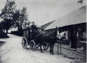 Aastedbro Kro - Postvogn