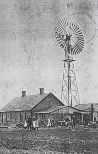 Karetmageren, Vestergade 29 - ca. 1908