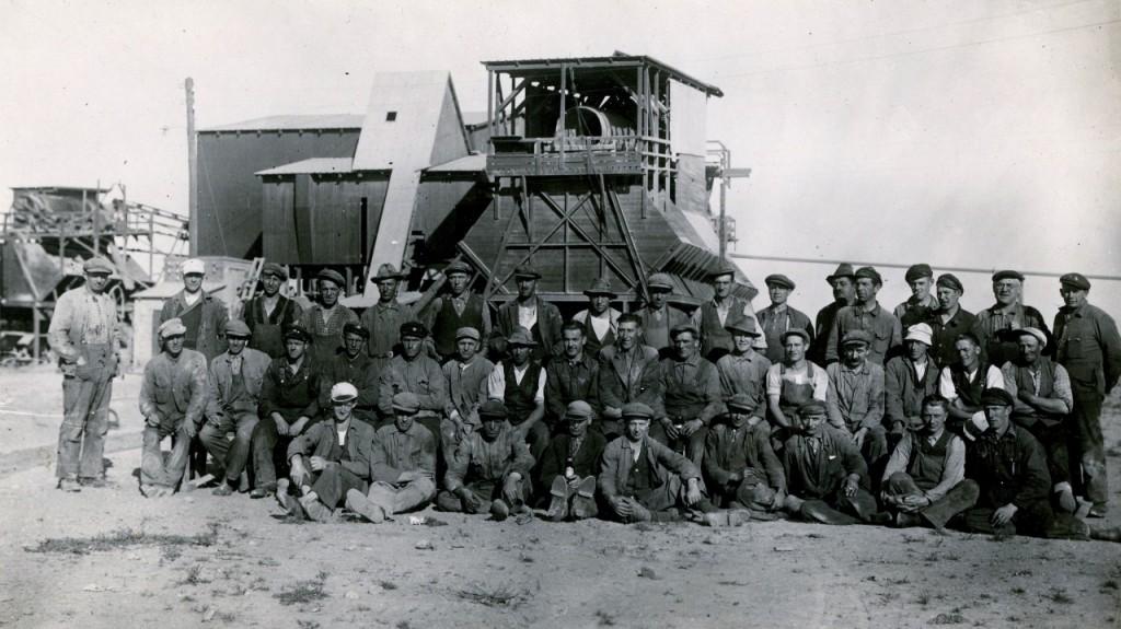 Skærven 1930