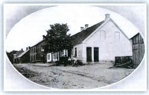 Aale Bygade 16 - Pigehøjskolen, den senere Hovedskole