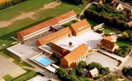 Barrit Centralskole, ca. 1970.