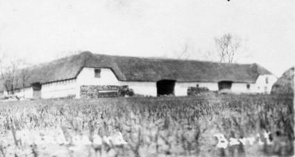 Randgård, ca. 1910.