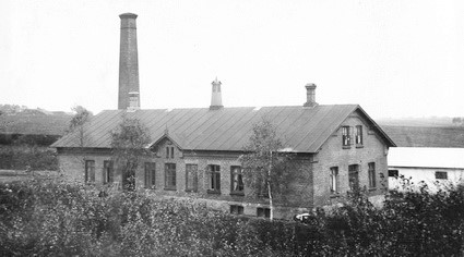 Barrit Andelsmejeri, ca. 1900