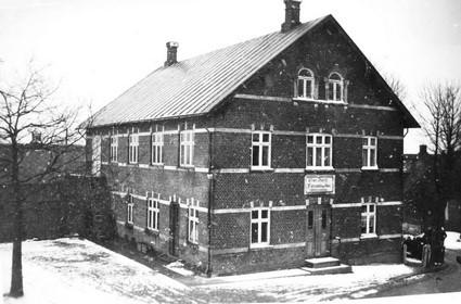 Grundlovsegen-Kvindeegen ved Barrit Afholdshjem, ca. 1940.