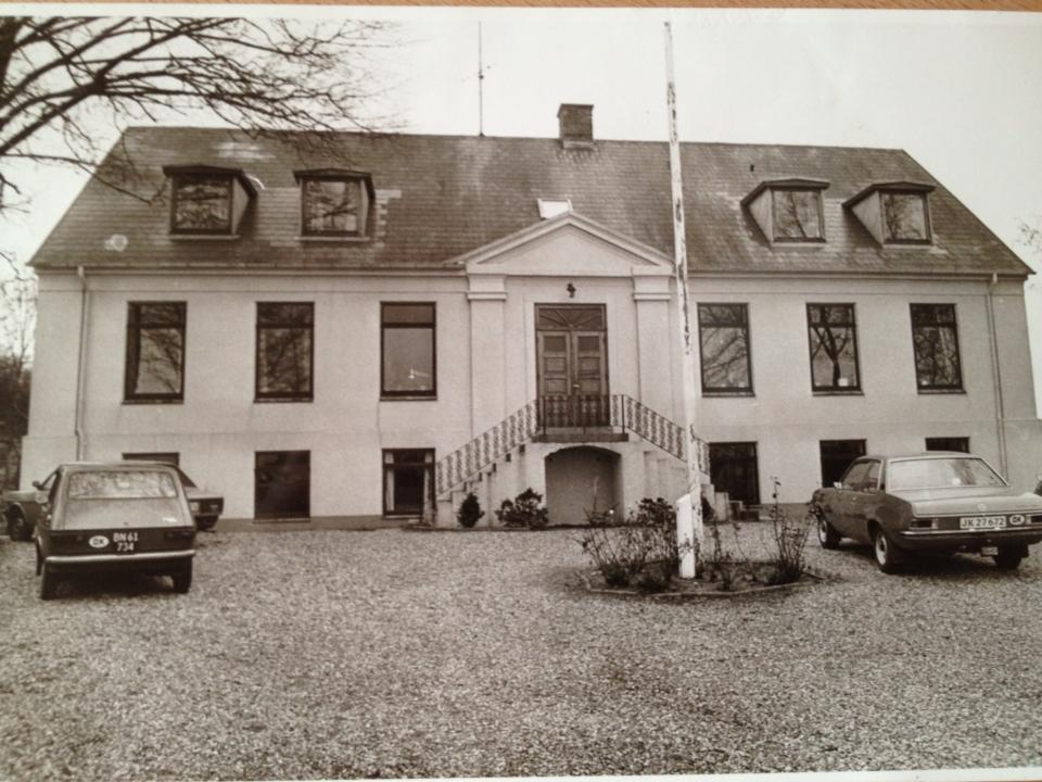 Dommergården før 1991