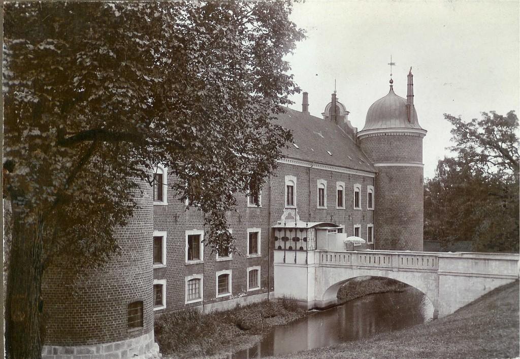 Rosenvold - før restaureringen i 1927