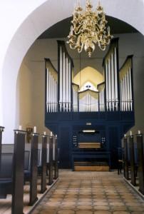 Det nye orgel - 1997
