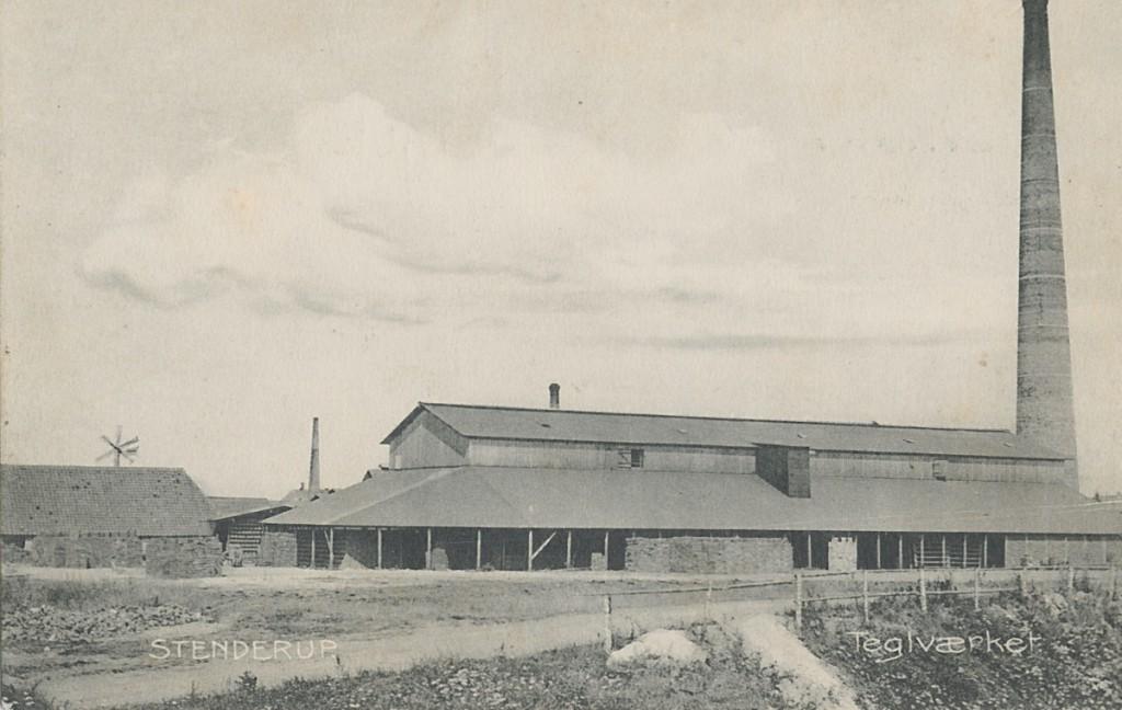 Teglværket 1873 - 1904