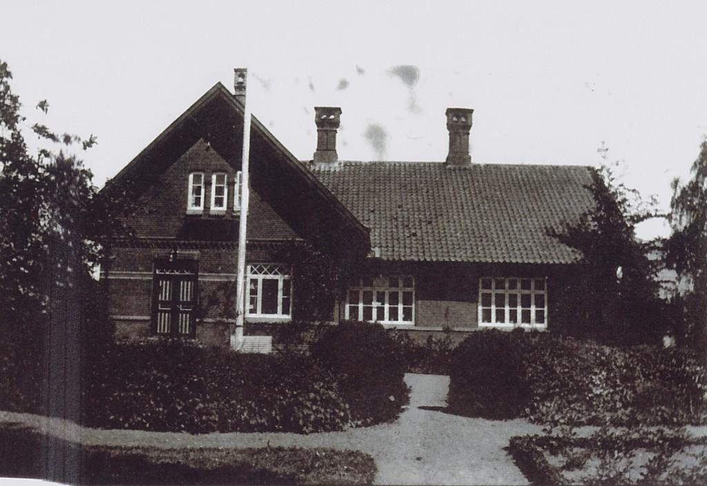 N.P. Bechs Villa