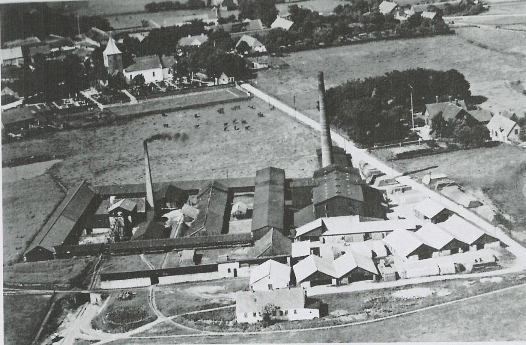 Teglværket ca. 1950