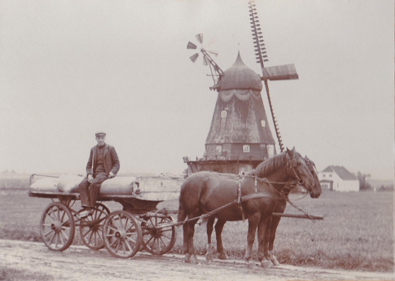 Gram Mølle 1914/15